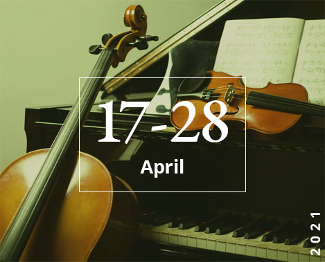 The 11th Tchaikovsky Youth Competition will be held on April 17-28, 2021