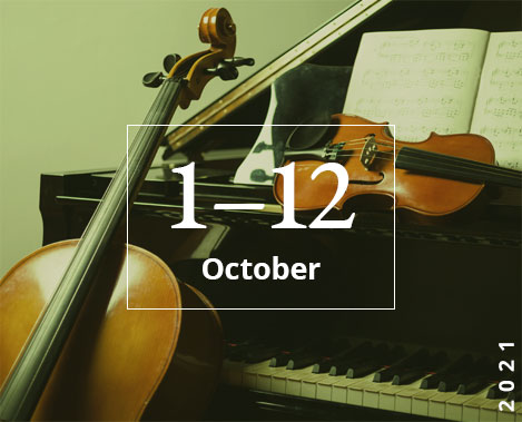 The 11th Tchaikovsky Youth Competition will be held on October 1-12, 2021